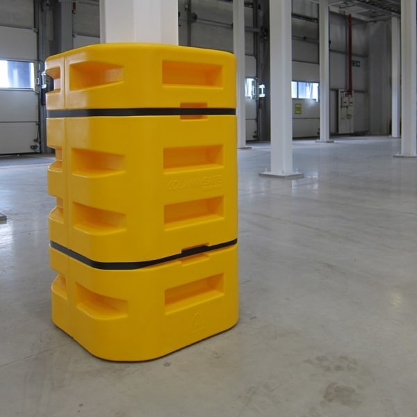 Plastic Column Wrap Protector